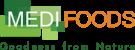 medifoods logo